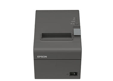 Portable Thermal Barcode Label Printer , Epson USB Receipt Printer AC100-240V