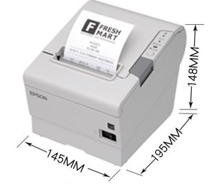 Epson USB Thermal Receipt Printer 50-60Hz With 203dpi * 203dpi Density